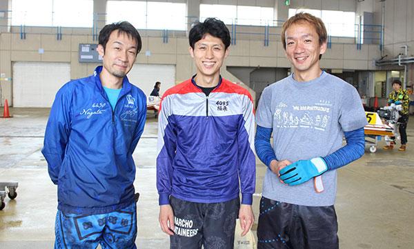 ボートレーサー福来剛選手とモンスト仲間。競艇選手・東京支部