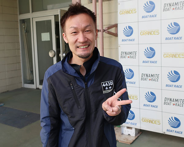 永田秀二(ながた しゅうじ)選手!100期・競艇選手・東京支部・ボートレーサー