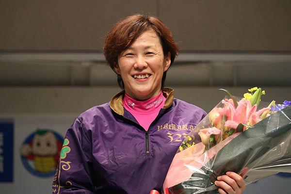 山川美由紀(やまかわみゆき)選手は57期・競艇選手・香川支部・ボートレーサー