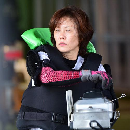 山川美由紀(やまかわみゆき)選手が通算2500勝達成!57期・競艇選手・香川支部・ボートレーサー