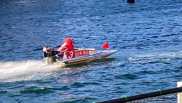 2020年グランプリ(賞金王決定戦)は峰竜太選手が優勝。佐賀支部・ボートレース平和島・競艇場