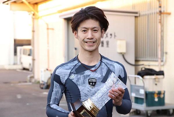 金子和之(かねこ かずゆき)選手がデビュー初優勝!優出10回目、デビューから8年7ヵ月!埼玉支部・ボートレース津・競艇