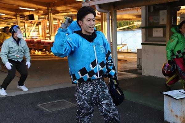 デビュー初優勝!ボートレーサー金子和之選手は新潟県出身。競艇選手・埼玉支部