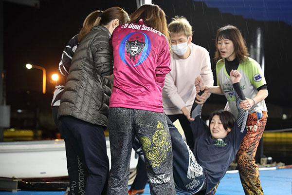 蜂須瑞生(はちす みずき)選手がデビュー初優勝!水神祭。埼玉支部・ボートレースまるがめ・競艇