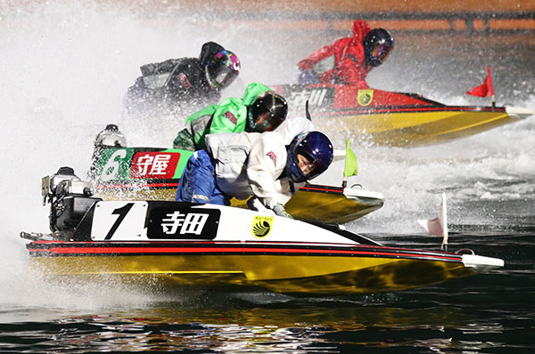 PG1第2回BBCトーナメント決勝戦は寺田祥選手が優勝!山口支部・ボートレース若松・競艇
