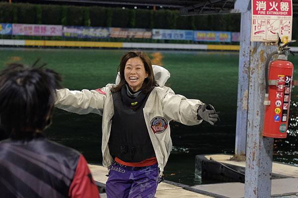 女子ボートレーサー出口舞有子(でぐちまあこ)選手初優勝!愛知支部・競艇選手