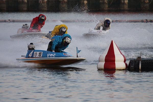 小坂宗司(こさか たかし)選手がデビュー初V!大阪支部・ボートレースびわこ・競艇
