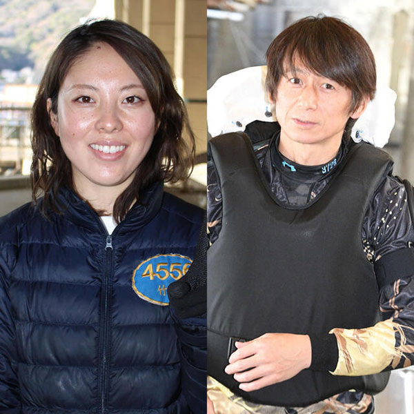 ボートレーサー竹井奈美(たけい なみ)が結婚 相手は桂林寛(かつらばやし ひろし)