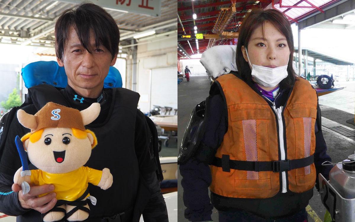 竹井奈美選手と桂林寛選手が入籍!師弟で結婚。福岡支部・ボートレーサー・競艇選手・結婚