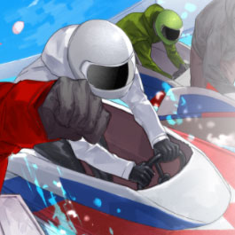 2021年1月G1戸田プリムローズ開設64周年記念競走のイラストの違和感 概要・出場レーサーまとめ 周年記念・ボートレース戸田・競艇