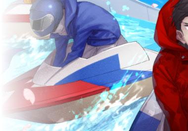 2021年1月G1戸田プリムローズ開設64周年記念競走のメインビジュアルの違和感 概要・出場レーサーまとめ 周年記念・ボートレース戸田・競艇