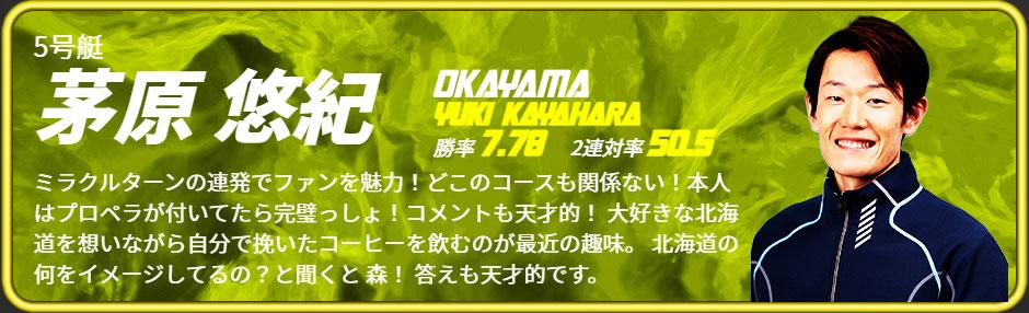 2021年3月 太閤賞初日ドリーム5号艇 茅原悠紀選手 概要・出場レーサーまとめ ボートレース住之江・競艇
