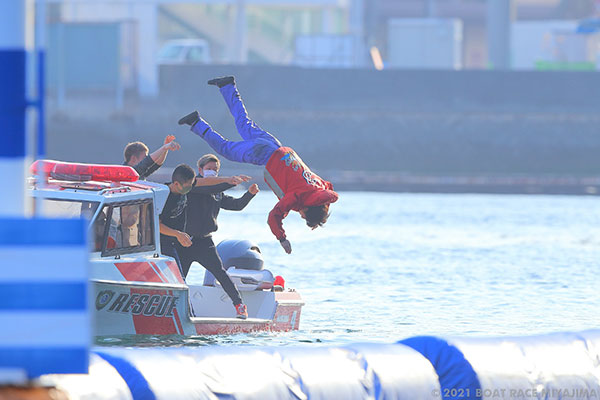 前田健太郎(まえだ けんたろう)選手初優勝の水神祭。福岡支部・ボートレース宮島・競艇