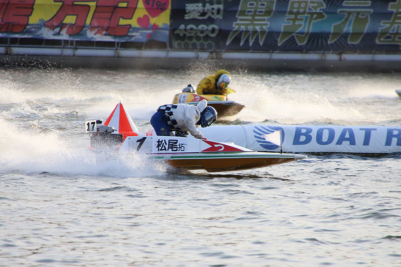 東海地区選手権は松尾拓選手がG1初優勝。略歴。三重支部・ボートレース津・競艇