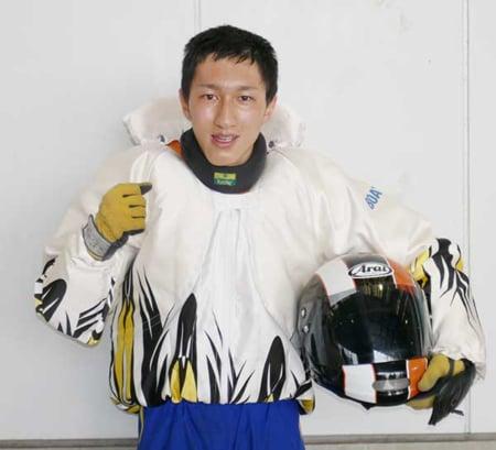 128期の養成所チャンプに輝いた飛田江己(とびた こうき)。ボートレーサー養成所・やまと学校・埼玉支部・ボートレーサー