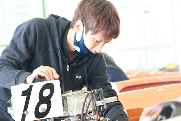 浜名湖周年初日4Rで吉田拡郎選手が周回誤認、即刻帰郷に。