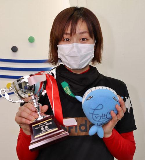 森世里(もり せり)選手が初優出で初優勝!喜びの水神祭も。滋賀支部・ボートレース平和島・競艇