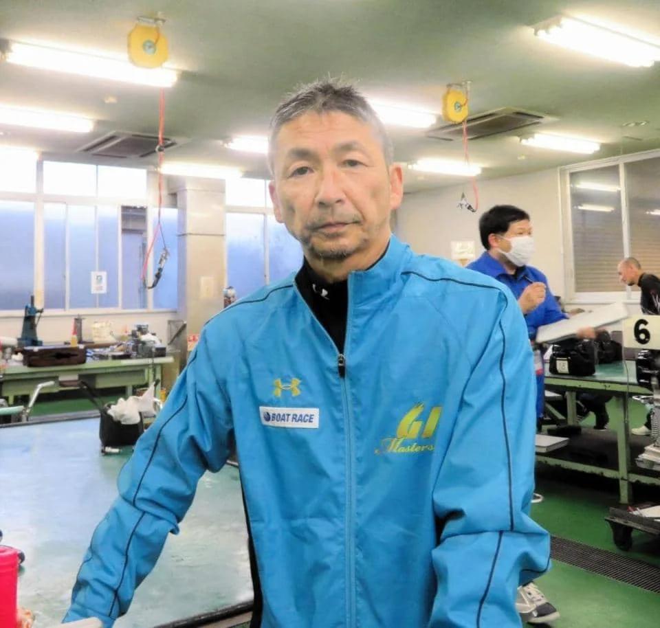 山崎昭生選手がボートレーサー養成所の実技教官に就任