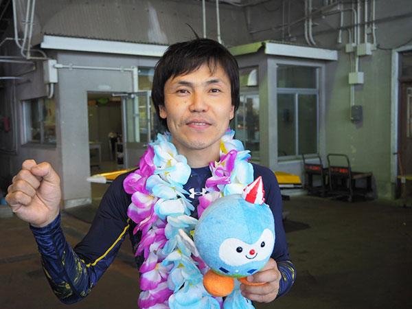 山崎哲司選手がアクシデント発生後に前を走る艇を抜いてしまい即日帰郷に。2020年に芦屋は初優勝。愛知支部・ボートレースびわこ・競艇
