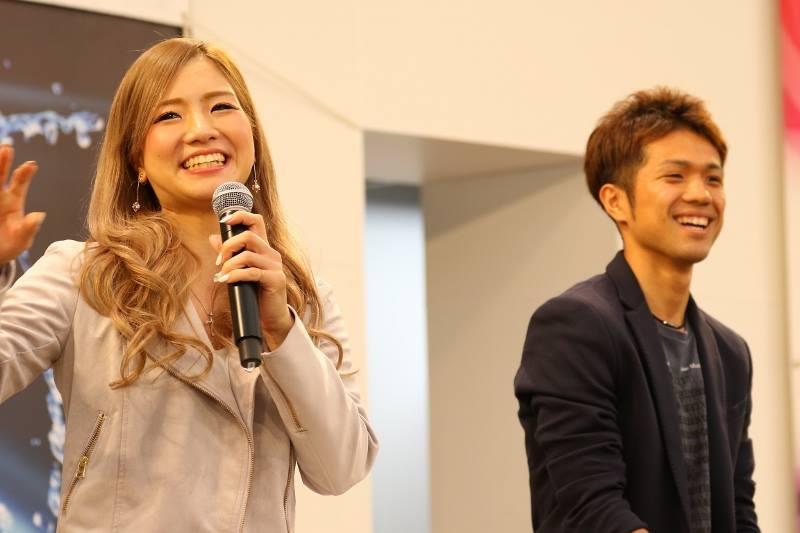 112期で同期の富樫麗加選手と今泉友吾選手が結婚!過去にはトークショーも。