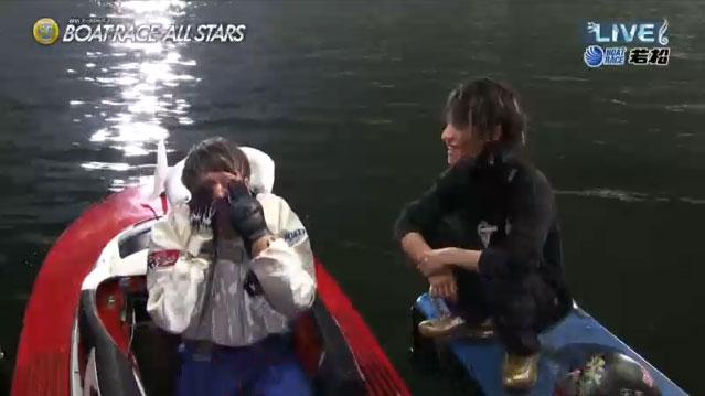 2021年SGオールスターは峰竜太選手が悲願の制覇!上野真之介選手。ボートレース若松・競艇場