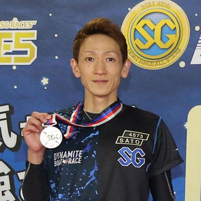 2021年SGオールスターは峰竜太選手が悲願の制覇!準優勝は埼玉支部の佐藤翼選手。ボートレース若松・競艇場