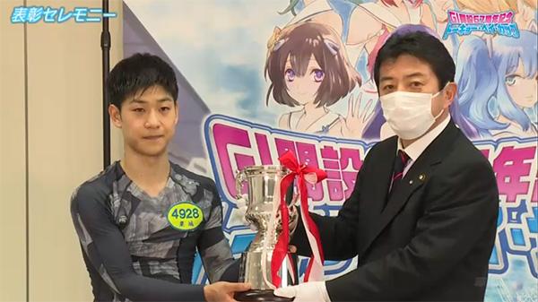 2021年5月11日栗城匠(くりき しょう)選手がデビュー初G1優勝!!東京支部・ボートレース平和島・競艇