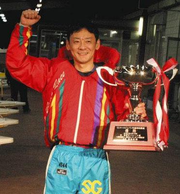 G1オールジャパン竹島特別 開設65周年記念は湯川浩司選手が優勝! 周年記念・ボートレース蒲郡・競艇