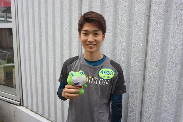 ボートレーサー板橋侑我(いたばし ゆうが)選手について。静岡支部・競艇選手