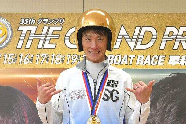 2021後期 競艇選手 選手級別、全体勝率1位は佐賀支部の峰竜太選手、9度目の勝率第1位 期末