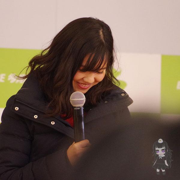 米井里実選手と上原亜衣さんの幼馴染トークショー01 ボートレーサー・元AV女優