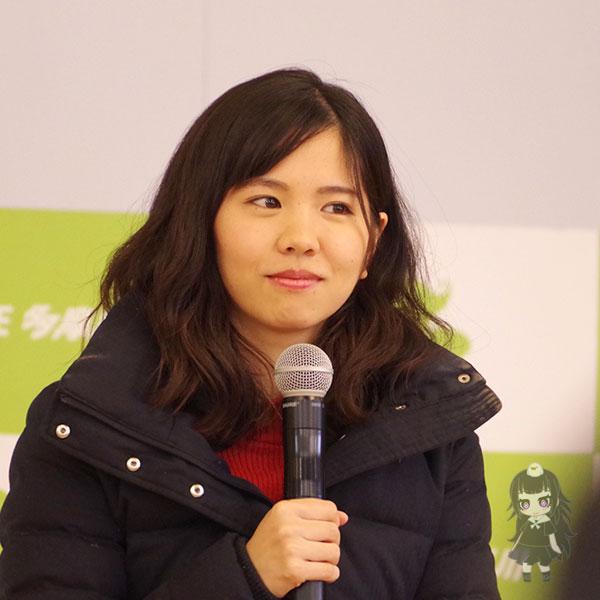 米井里実選手と上原亜衣さんの幼馴染トークショー03 ボートレーサー・元AV女優