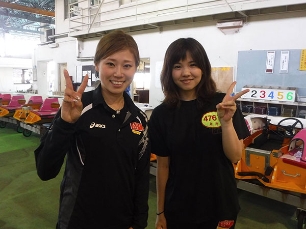 米井里実選手が引退を発表。引退後はどうする?東京支部・ボートレーサー・競艇選手
