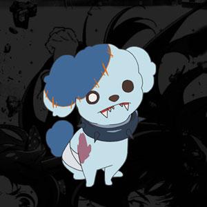 ゾンビランドサガ ロメロは巽 幸太郎(たつみ こうたろう)の飼っているゾンビィ犬