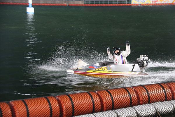2021年モーターボート誕生祭は椎名豊選手がG2初優出で初優勝!群馬支部・ボートレース大村・競艇