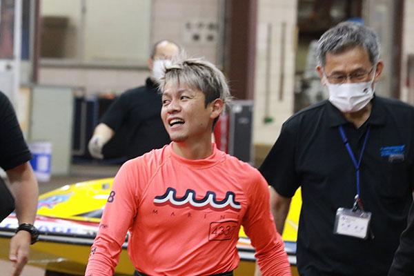 2021年G1オールジャパン竹島特別優勝の平本真之(ひらもと まさゆき)選手のコメント。愛知支部・ボートレース蒲郡・競艇