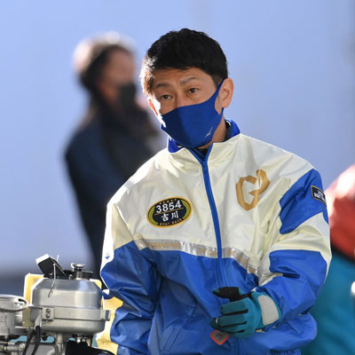 2021年6月G1福岡チャンピオンカップ 吉川元浩選手 周年記念・ボートレース福岡・競艇