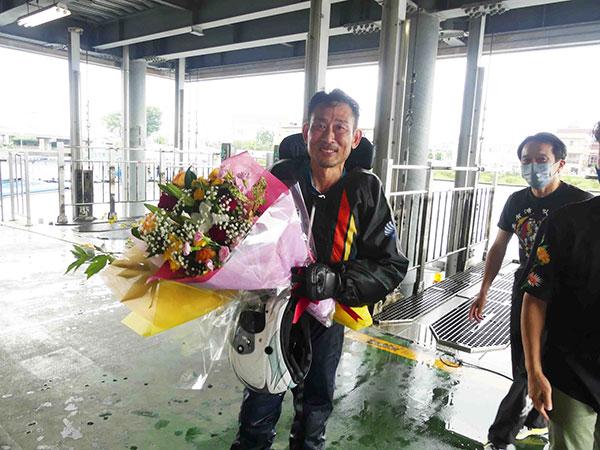 ボートレーサー萩原善行(はぎわら よしゆき)選手が引退。群馬支部・競艇選手