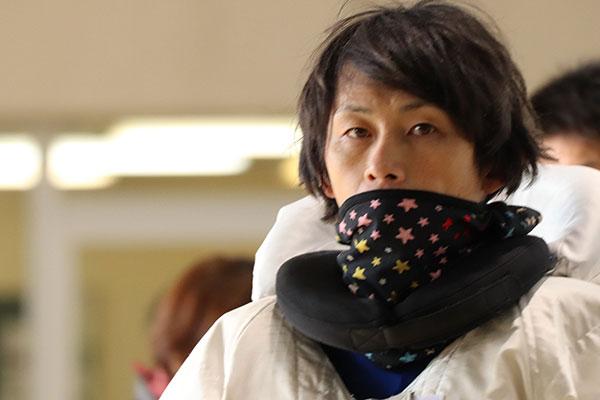 ボートレーサー下條雄太郎(しもじょう ゆうたろう)選手は筋トレが趣味でムキムキ。長崎支部・競艇選手