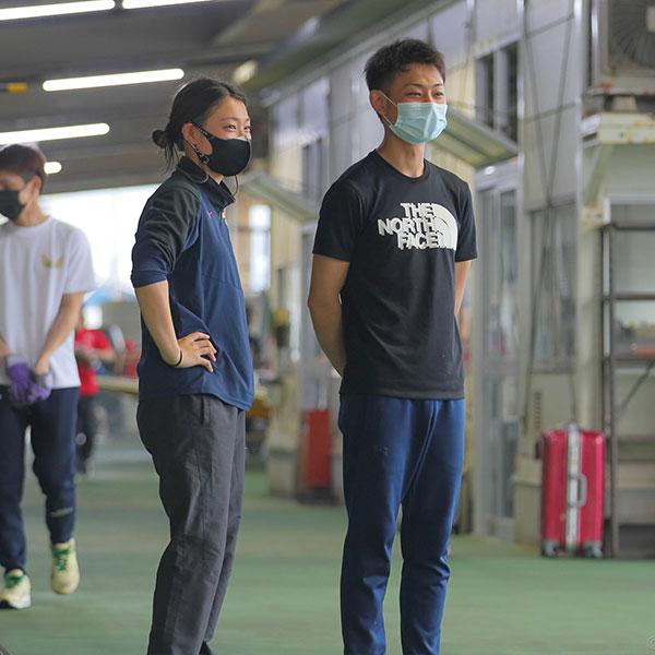 中村晃朋&中村桃佳、兄妹で同一シリーズに出場。ウエスタンヤング・ボートレース宮島