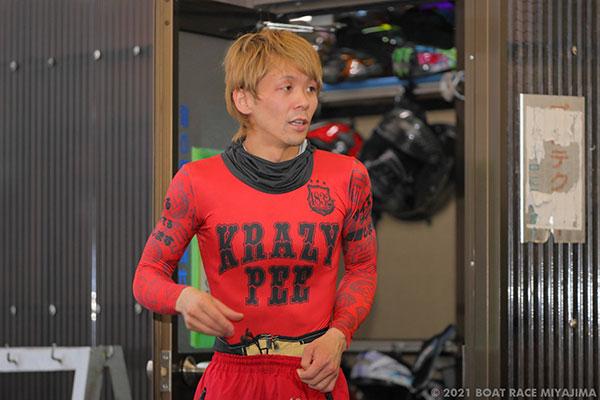 権藤俊光選手について。約6年8ヵ月で悲願のデビュー初優勝!優出29回目。大阪支部・ボートレーサー・競艇