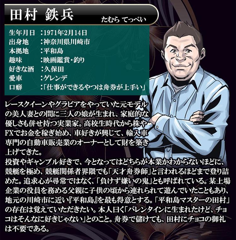 悪徳 JAPAN BOAT RACE SALON(ジャパンボートレースサロン) 競艇予想サイトの中でも優良サイトなのか、詐欺レベルの悪徳サイトかを口コミなどからも検証 田村鉄兵(たむら てっぺい)