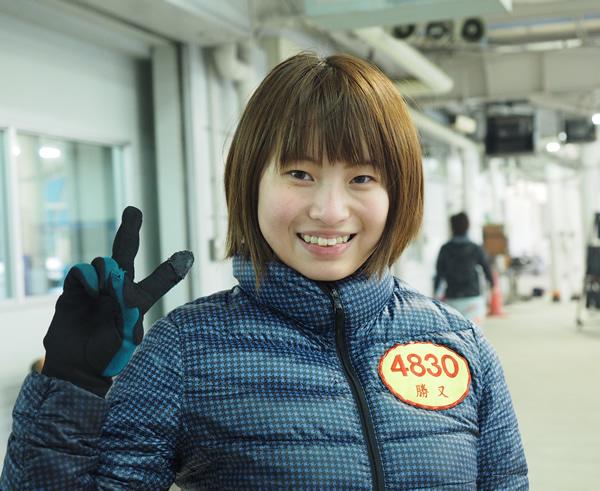 女子競艇選手SNSアカウント 勝又桜選手 ボートレーサー