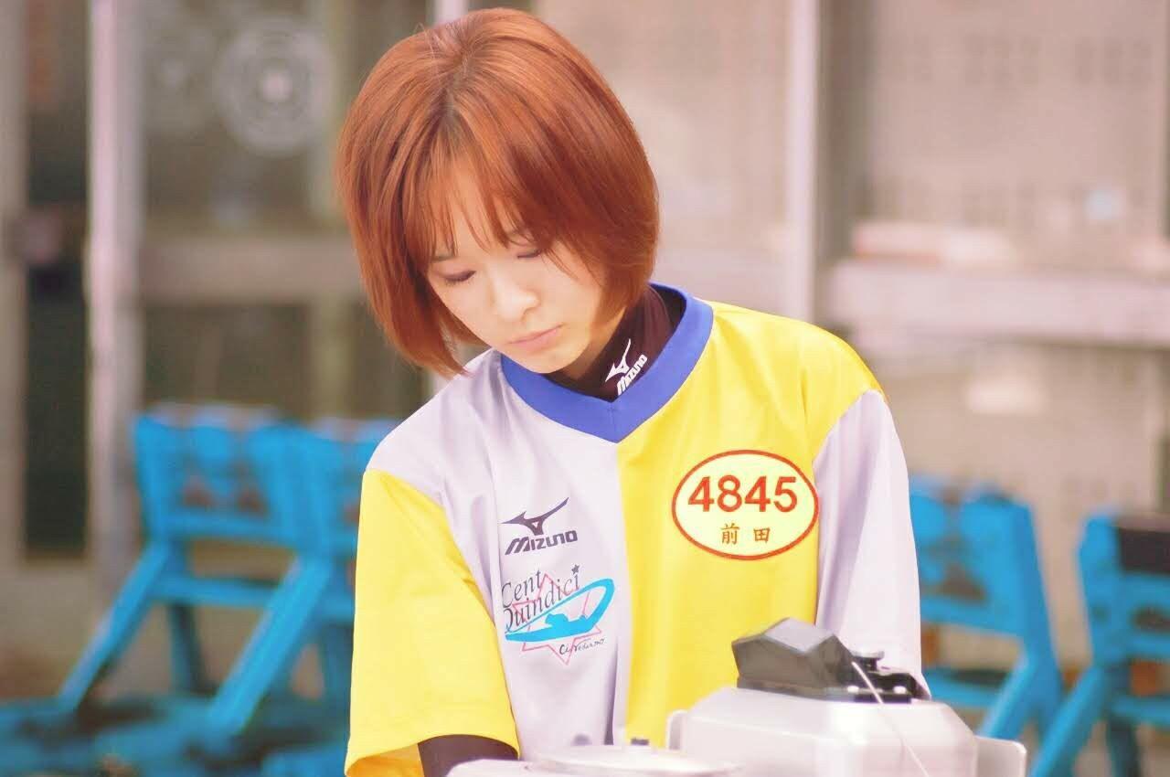 女子競艇選手SNSアカウント 前田紗希選手 ボートレーサー