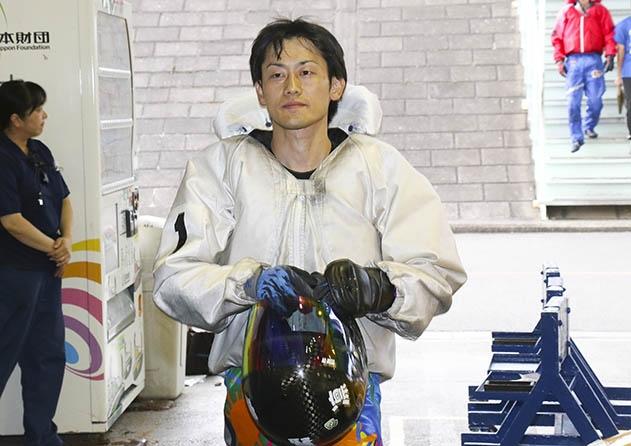 競艇選手 福岡支部の枝尾賢(えだおまさる)選手 ボートレーサー
