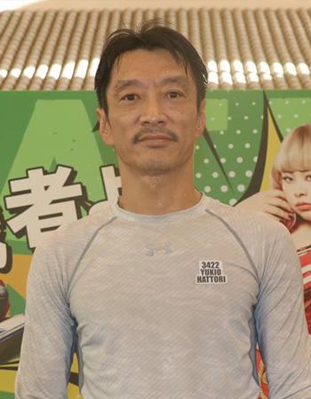 競艇選手 静岡支部の服部幸男選手は静岡県出身のボートレーサー