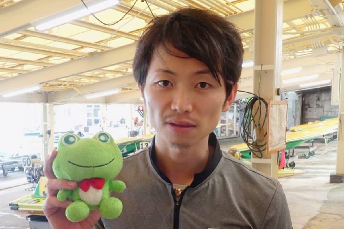 競艇選手 稲田浩二選手はイナダッシュの異名を持つ兵庫支部のボートレーサー G1初優勝でSG制覇に期待がかかる
