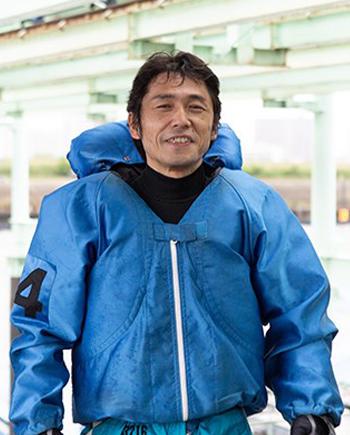 競艇選手 石渡鉄兵選手は東京支部のボートレーサー