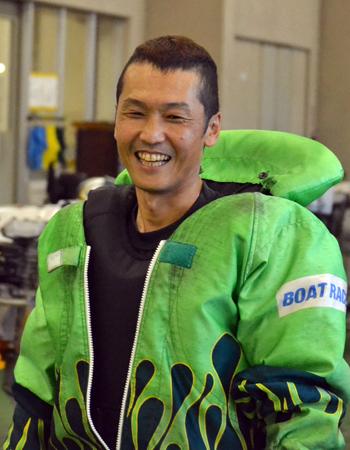競艇選手 佐賀支部の上瀧和則選手は佐賀県出身のボートレーサーで日本モーターボート選手会の会長