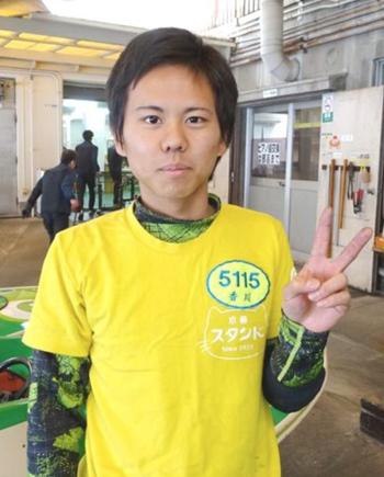 競艇選手 滋賀支部の香川颯太手は香川素子選手と飯山晃三選手の息子 離婚 ボートレーサー